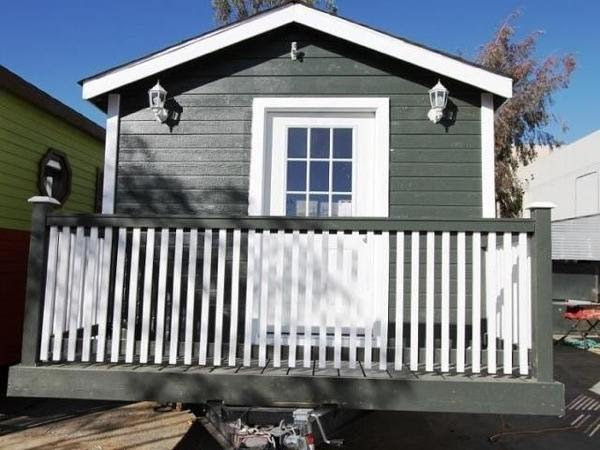 200 Sq Ft Tiny Cottage on Wheels For Sale