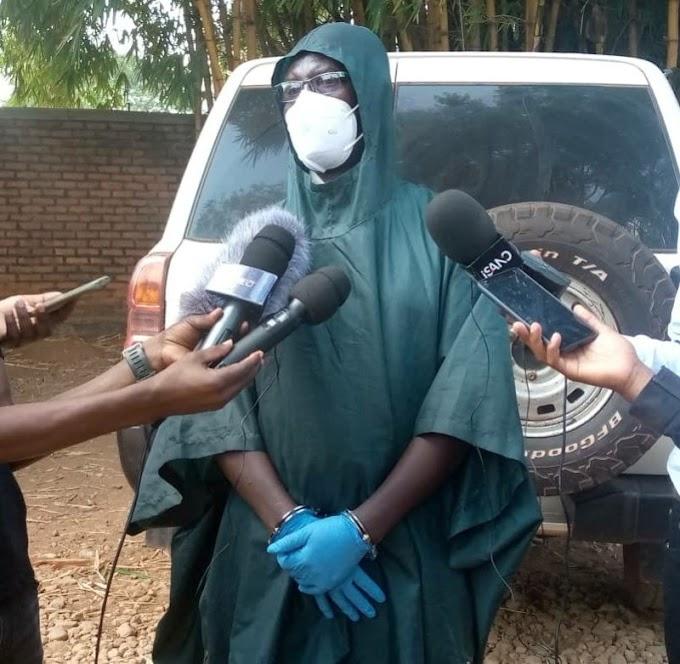 Umugabo yafatiwe i Nyanza atwaye umukozi we ku ivuko arwaye Covid-19 #rwanda #RwOT