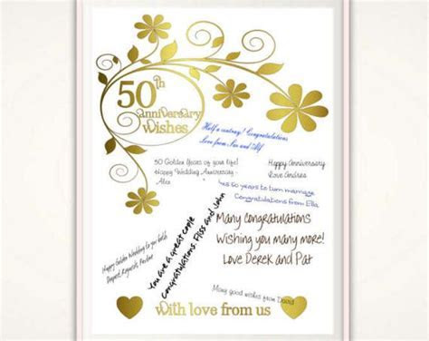 Best 25  Golden anniversary gifts ideas on Pinterest