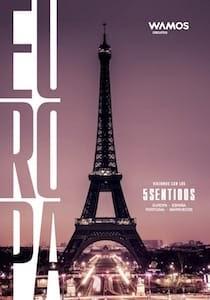 Viajes organizados España, Europa y Marruecos 2019 Wamos