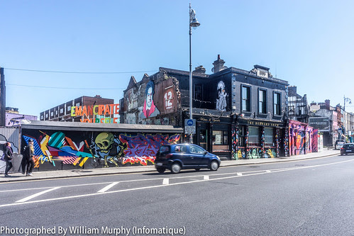 Dublin Street Art - May 2013 by infomatique