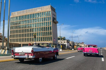C.I.A. Officer Suffers Havana Syndrome Symptoms
