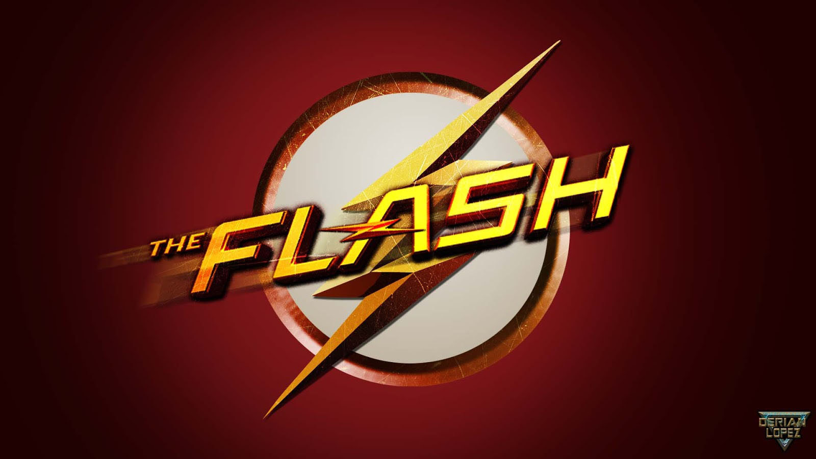 Flash Logo Wallpaper Sf Wallpaper