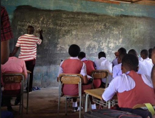 BUSTED!! Lagos Teacher Under Investigation After Demanding Nude From Student