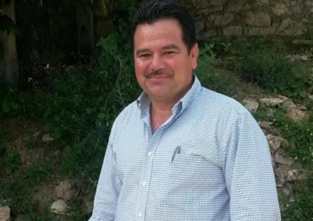 César Miguel Peñaloza Santana, alcalde de Cocula, Guerrero. Foto: Tomada de Facebook