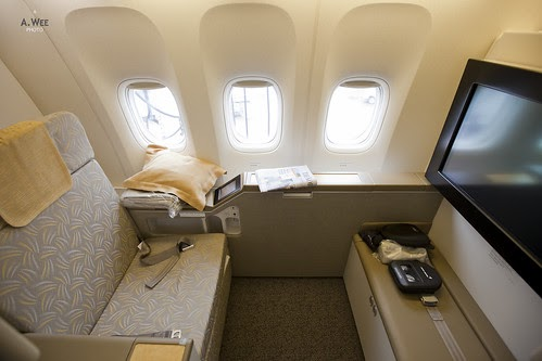 Travelrewards Asiana Airline First Class Suite