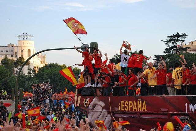 Campeones de Europa de Fútbol 2008