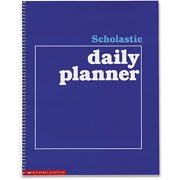 Scholastic Daily Planner, Grades K-6, 11 x 8-1/2, 88 Pages ...