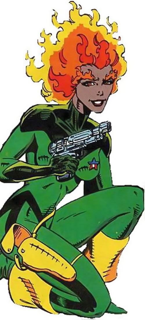 Nikki Marvel Comics Guardians Galaxy
