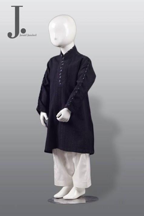 Kids-Child-Wear-Kurta-Shalwar-Kameez-New-Fashionable-Clothes-Collection-2013-by-Junaid-Jamshed-