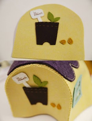 Fairy-tale carriage of felt - organizer for paper napkins (11) (300x395, 82Kb)