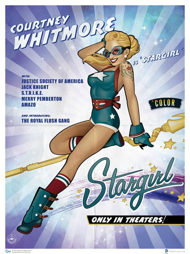 Chicas DC Pin-Up: Stargirl
