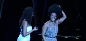 Dona Zica, respeite o nosso cabelo crespo!