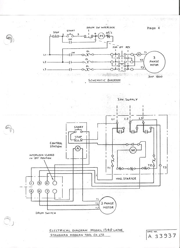 Diagram Diagram I Have A Leeson 1 Hp Single Phase Reversible Motor With Full Version Hd Quality Motor With Scientiasystem Construction Caracas Fr