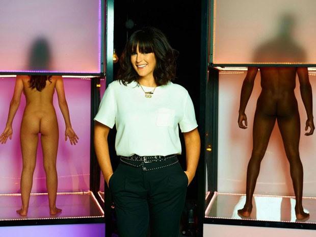 'Naked Attraction' é programa britânico de namoro na TV em que concorrentes ficam pelados (Foto: Divulgação/Channel 4)