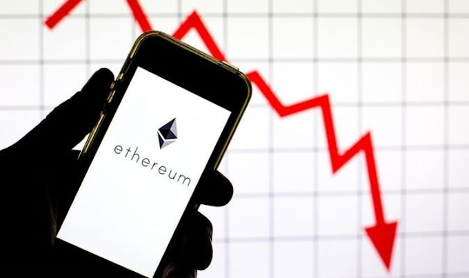 Why is Ethereum price falling?