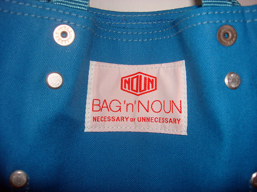 N.O.U.N Bag - Shopper «Toolbag»