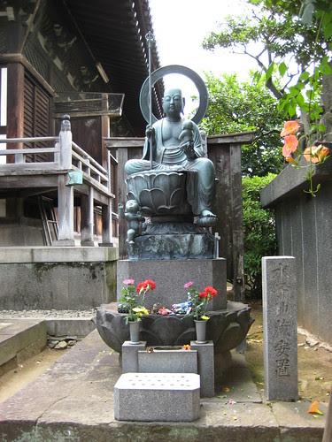 Statue of Jizo Bosatsu