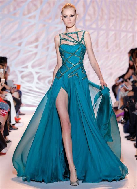 Zuhair Murad Most Stylish Haute Couture Fall Winter 2015