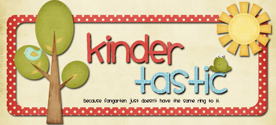 KinderTastic Header