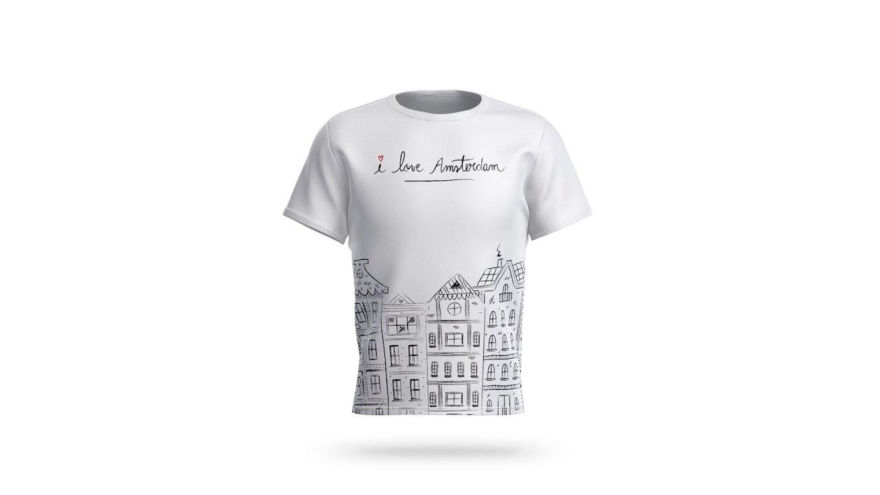 Download Download Psd Free Kids T Shirt Mockup PSD - T Shirt ... Free Mockups