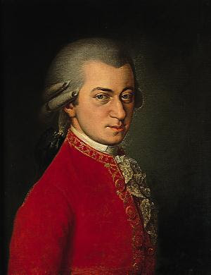 Wolfgang Amadeus Mozart (Imagine: Wikipedia)