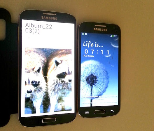 Samsung Galaxy S 4 mini will reportedly go on sale shortly after GS 4