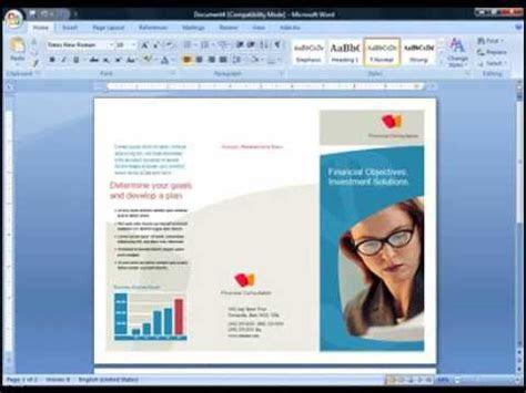 create  brochure  publisher  funnydogtv