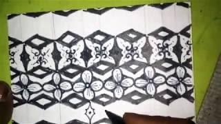 All Clip Of Tutorial Menggambar Batik Mega Mendung Bhclipcom