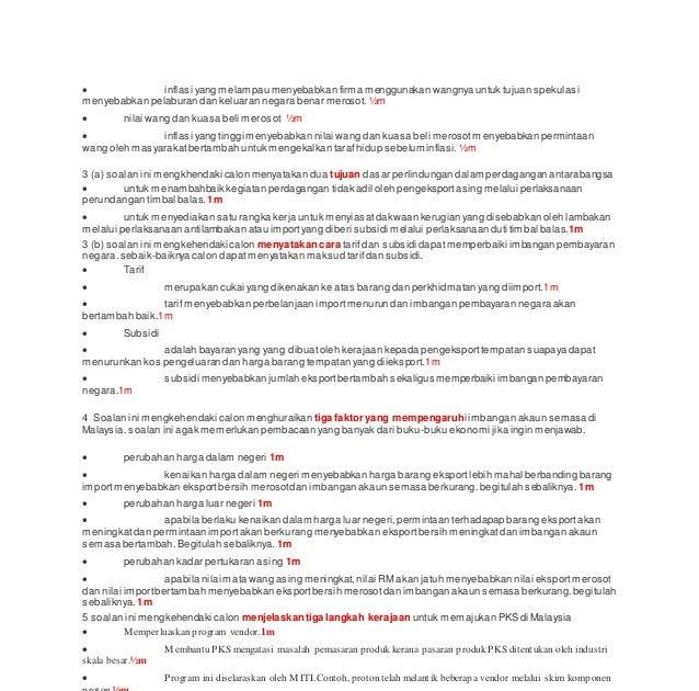 Soalan Dan Jawapan Pengajian Am Penggal 1 Kecemasan E