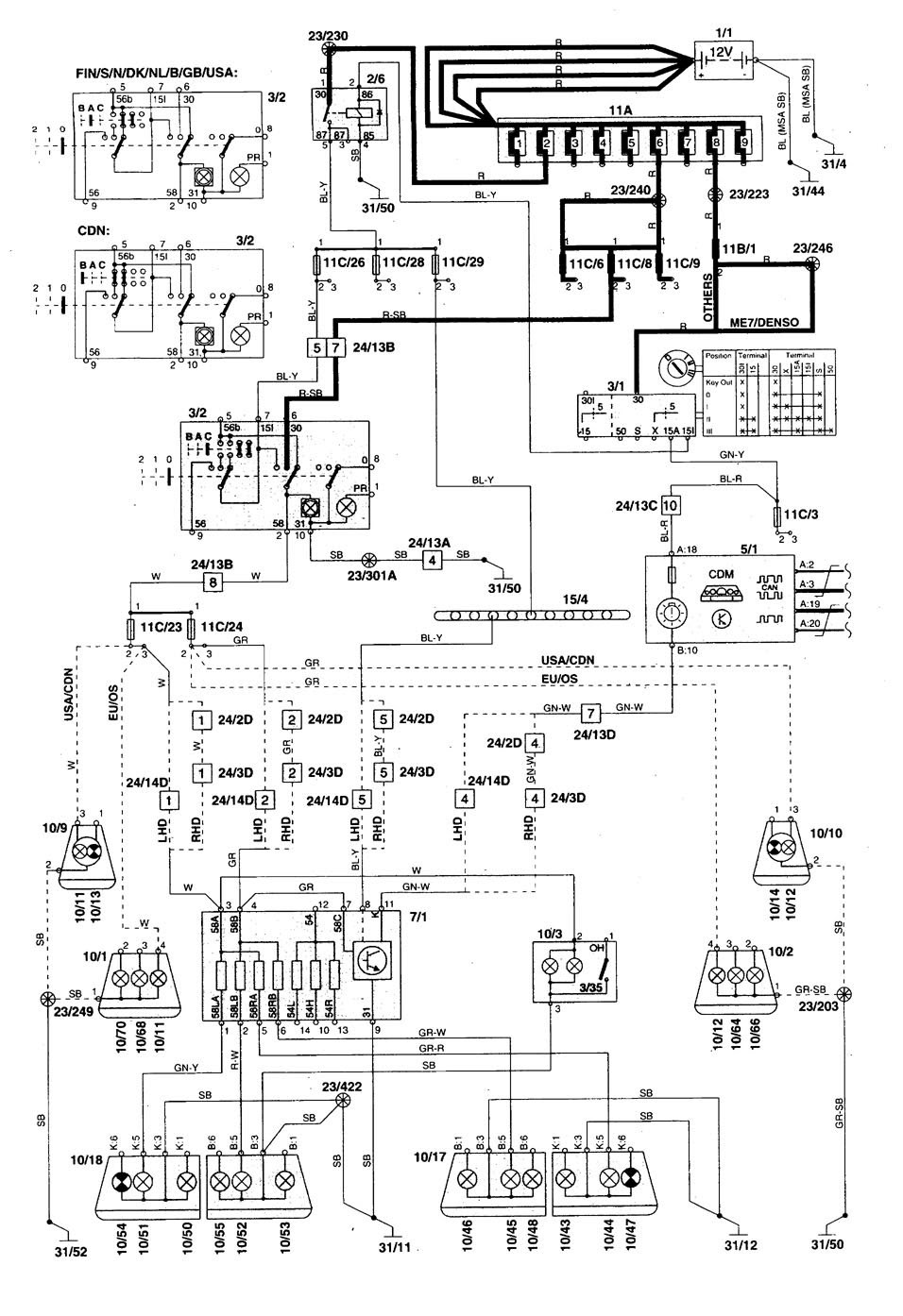 Volvo Ignition Wiring Diagram Wiring Diagram Scene Frame Scene Frame Cfcarsnoleggio It