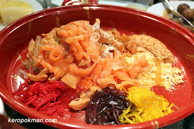 Ikea Salmon Yu Sheng