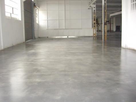 Insonorizar falso techo suelo garaje hormigon pulido - Cemento pulido para suelos ...