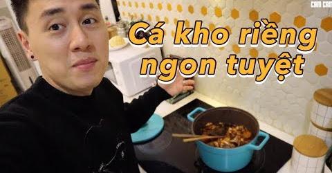 [ Mâm Cơm Nhà Bạn ] Cá kho riềng cho đại gia đình | Gia Đình Cam Cam Vlog 83