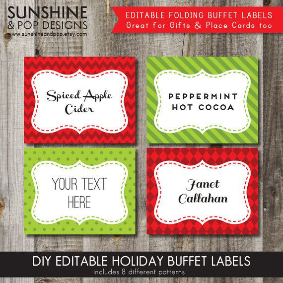 1000+ images about Gift Tags on Pinterest | Christmas holidays ...