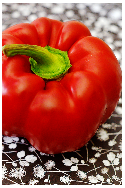 Red Capsicum© by Haalo