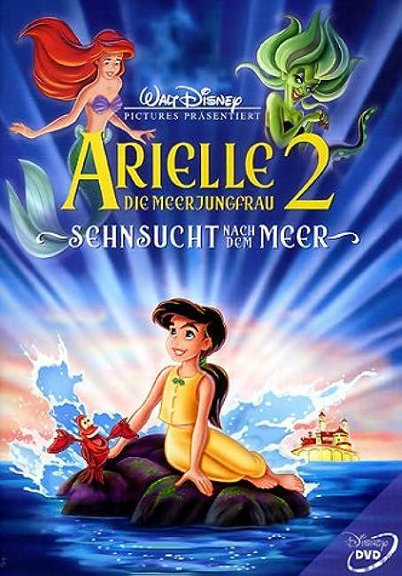 Arielle Die Meerjungfrau 2 Sehnsucht Nach Dem Meer Disney 2018 11