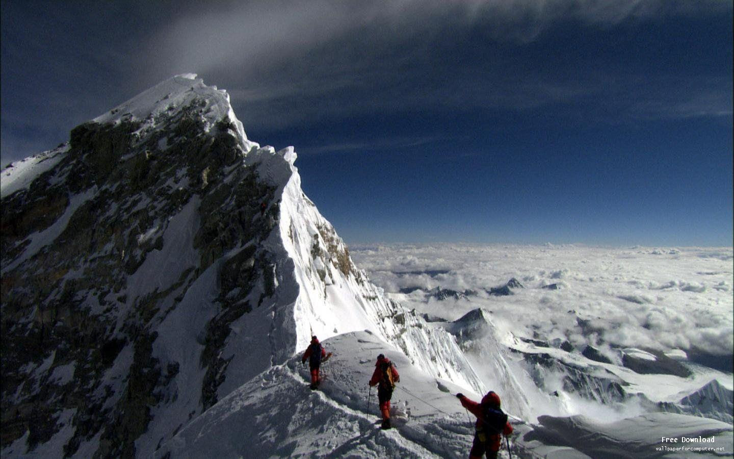 Mt Everest Wallpapers - Wallpaper Cave