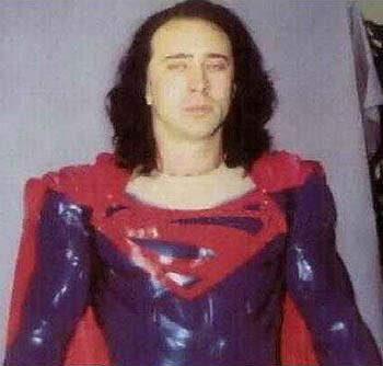 Mania de Super Homem