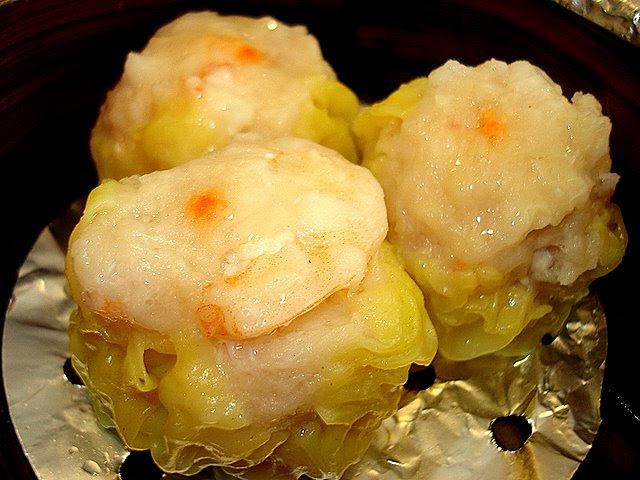 Steamed Siew Mai (RM4.50)