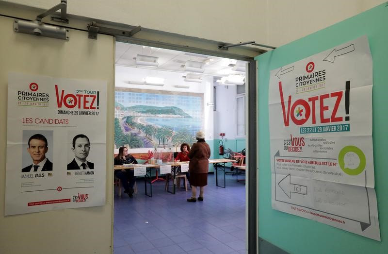 More 567.000 voters at the primary to left-to-midi