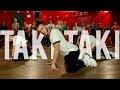 DJ Snake - Taki Taki ft. Selena Gomez, Ozuna, Cardi B | Hamilton Evans C...