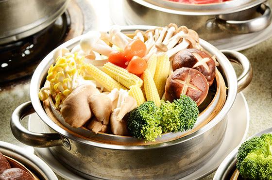 滿益疊鮮鍋/火鍋/蒸鍋/海鮮