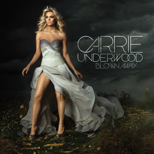 Blown Away (Album Cover), Carrie Underwood