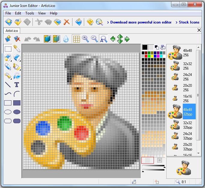 Cara Membuat Custom Icon Untuk Program / Folder Di Windows