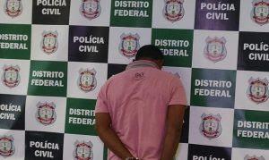 Taxista é preso após estuprar mulher próximo ao aeroporto de Brasília