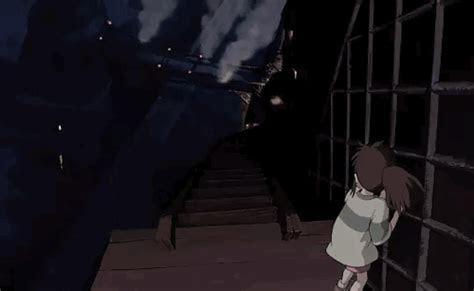 dark anime girl gif tumblr
