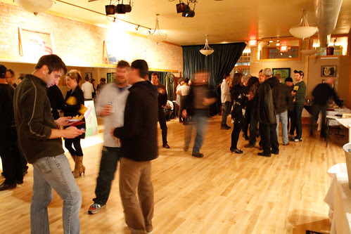 Wrap Party at Downtown Dance Collective