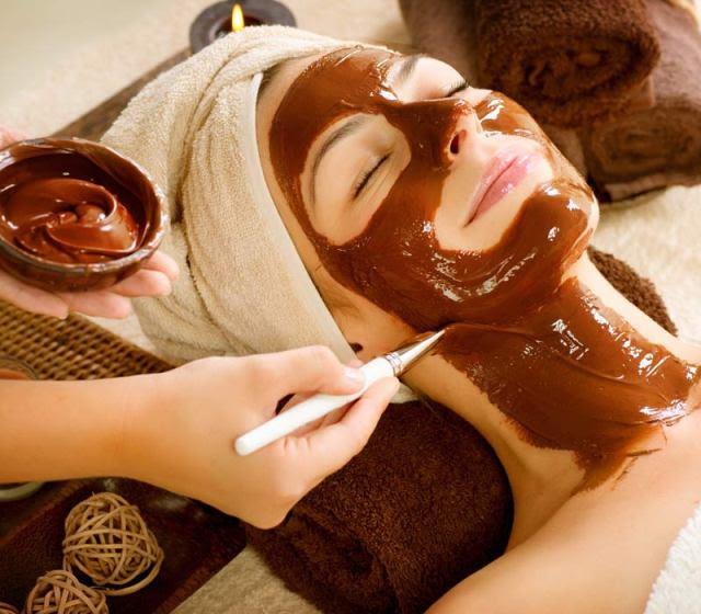 Hasil gambar untuk chocolate facial