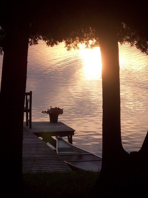 dontcallmebetty:  Sunset